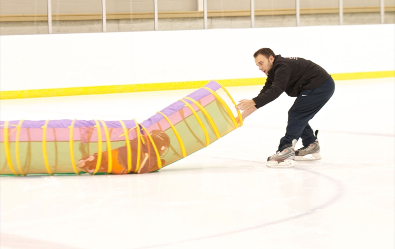 Learn to Skate - The Patriot Ice Center